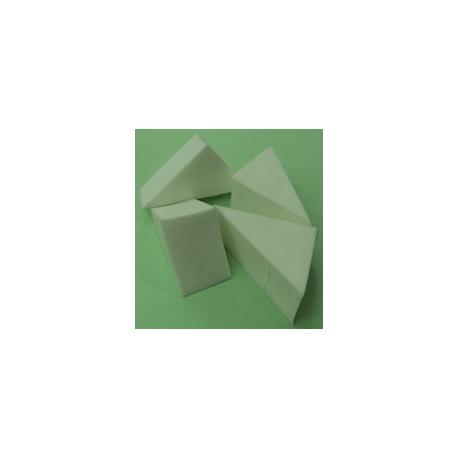 Esponja triángulo 8 unidades