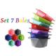 Set 7 Boles Tinte