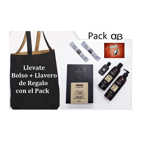 Pack AB Vegano Argan