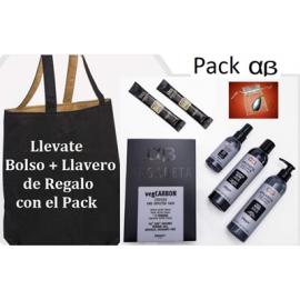 Pack AB Vegano Carbon Dikson