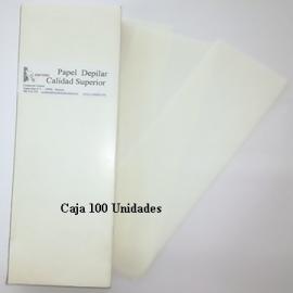 100 Tiras Depilar Calidad Superior