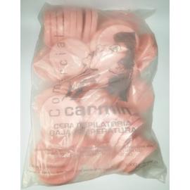 1 Kg Cera Depilatoria Extra Rosa
