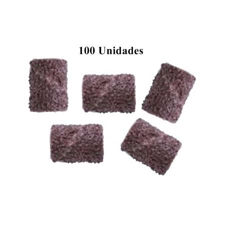100 Esmeriles Grano Grueso