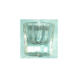Vasito de cristal