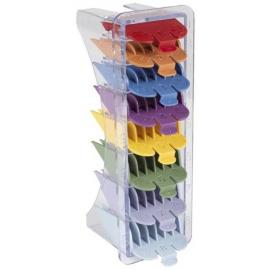 Set 8 Peines Colores Steinhart